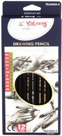 Avatar Pencil Set Creativl 5B-5H