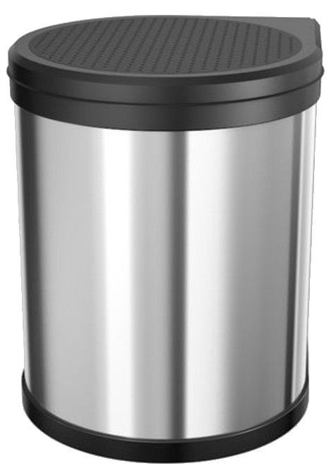 Hailo Compact-Box M 15l Stainless Steel