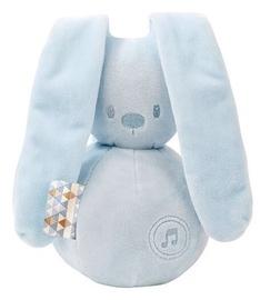Nattou Lapidou Music Rabbit Light Blue