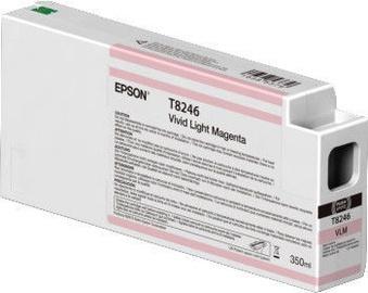 Epson T824600 UltraChrome HDX/HD Ink Cartridge Light Magenta