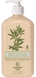 Australian Gold Hemp Nation Hydrating Body Lotion 535ml Coconut & Marshmallow