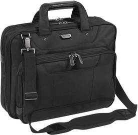 Targus Corporate Traveller Topload Laptop Case 13-14 Black