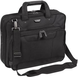 Сумка для ноутбука Targus Corporate Traveller, черный, 14″