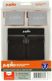 Jupio Kit 2x LP-E8 1120mAh + USB Dual Charger
