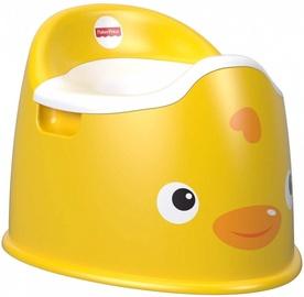 Детский горшок Fisher Price Ducky, желтый