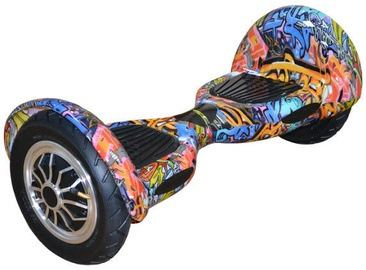 Niveda New Graffiti Hoverboard Large Wheels