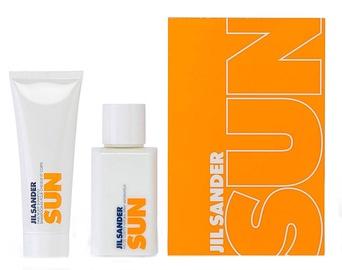 Набор для женщин Jil Sander Sun 75 ml EDT + 75 ml Shower Gel
