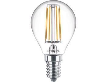 Spuldze Philips 929001890455, led, E14, 4.3 W, 470 lm, silti balta