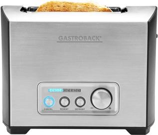 Gastroback Design Toaster Pro 2S 42397