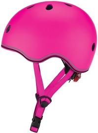 Шлем Globber EVO Lights 506-110, розовый, XXS/XS, 450 - 510 мм