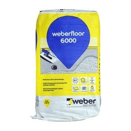 Põrandasegu Weber 6000 kiir 10-250mm 20kg