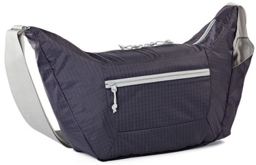 LowePro Universal Camera Bag Photo Sport Shoulder 18l Purple/Grey