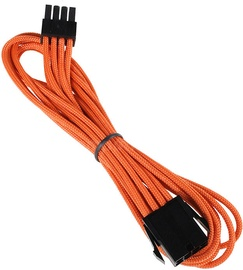 BitFenix 8pin EPS12V Extension Cable 45cm Orange