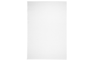 Ковер 4Living Dublin 296164, белый, 200x140 см