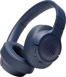 Ausinės JBL Tune 750BTNC Blue, belaidės