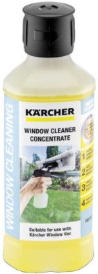 Šampoon Karcher RM 503 Glass Cleaner Concentrate 0.5l