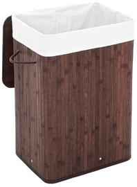 Songmics Cloth Basket 40x30x60cm Brown