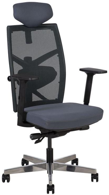 Biroja krēsls Home4you Tune Grey