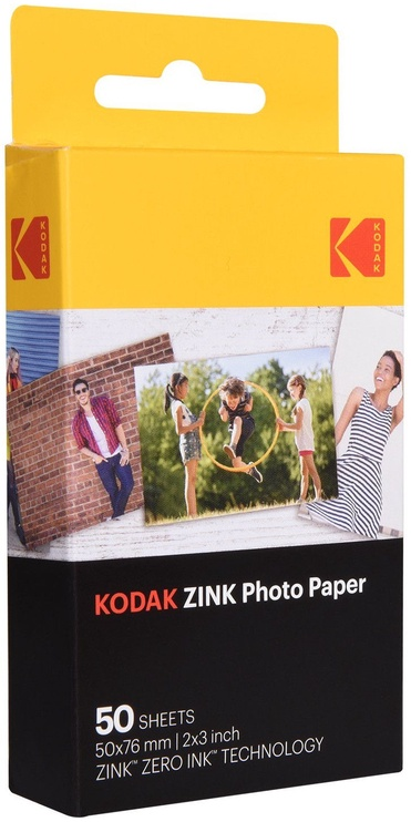Kodak ZINK Photo Paper 50 pcs.