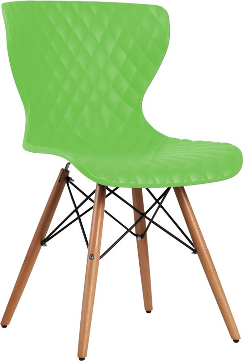 Home4you Office Chair Charles Green 21023