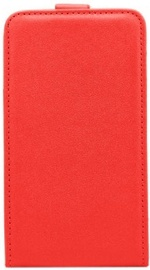 Telone Shine Vertical Book Case For Samsung Galaxy Note 8 Red