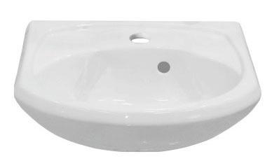 Раковина Keramin Lyder 45 Sink White