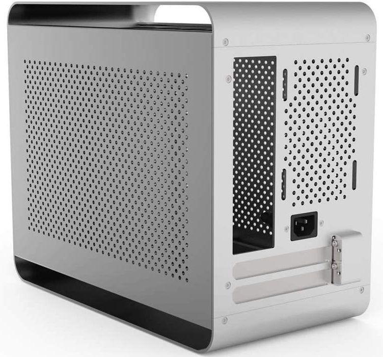 Streacom DA2 ITX Chassis Silver