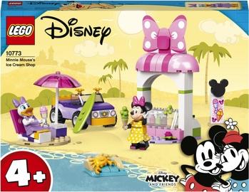 Конструктор LEGO Disney LEGO Disney Minnie Mouses Ice Cream Shop 10773, 100 шт.