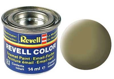 Revell Email Color 14ml Matt Olive Yellow 32142
