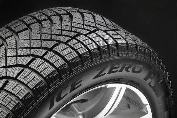 Automobilio padanga Pirelli Winter Ice Zero FR 235 60 R18 107H XL