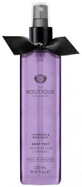 The English Bathing Company Boutique Body Mist 250ml Lavender & Bergamot