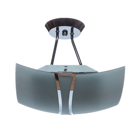 Griestu lampa EasyLink CL373SEMI CR 2x60W E27