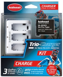 Hähnel Tri-Charger Kit