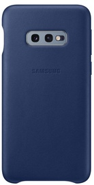 Samsung Leather Cover For Samsung Galaxy S10e Navy