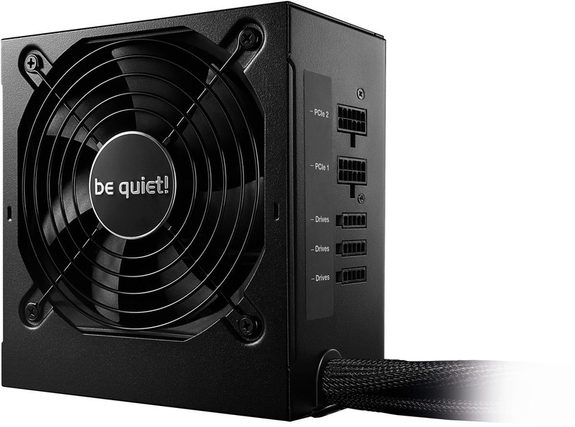 Be Quiet! System Power 9 CM PSU 600W