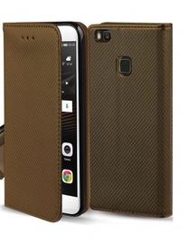 Чехол Mocco Smart Magnet Book Case For Huawei Y7, золотой