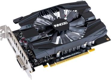 Inno3D GeForce GTX 1650 Compact V2 4GB GDDR6 PCIE N16501-04D6-1720VA29