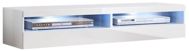 TV staliukas ASM RTV Fly 35 White, 1600x400x300 mm