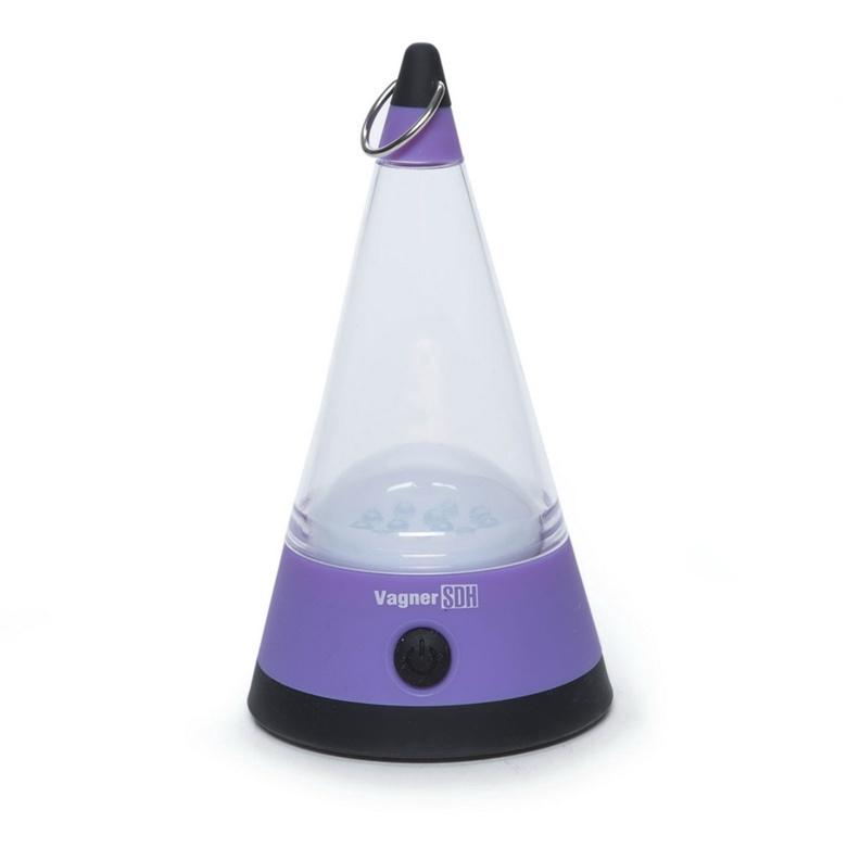 2a016681d19 Taskulamp Vagner SDH SD-3632, 12 LED, lilla