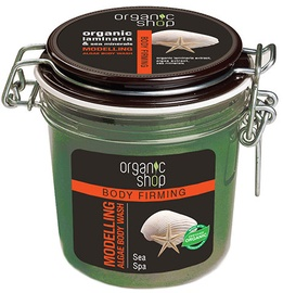 Organic Shop Modelling Algae Body Wash Sea SPA 350ml