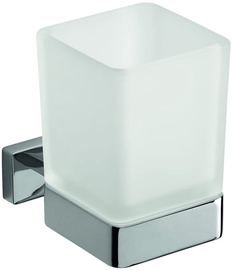 Inda Lea Toothbrush Holder Chrome