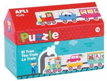 Puzle Apli Kids The Train Puzzle, 20 gab.