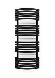 Terma Kioto Towel Dryer Black 480X1185mm