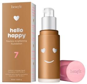 Benefit Hello Happy Flawless Brightening Foundation SPF15 30ml 07