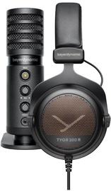 Beyerdynamic TYGR 300R Gaming Over-Ear Headset + FOX USB Microphone