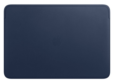 Apple Leather Sleeve for 16 MacBook Pro Midnight Blue