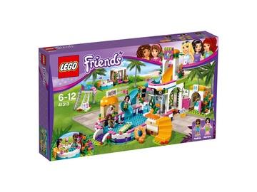 Konstruktorius LEGO Friends, Hartleiko vasaros baseinas 41313