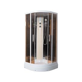 Masažinė dušo kabina Erlit ER5709P-C25, 90x90x215 cm