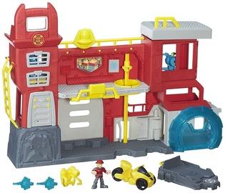 Hasbro Playskool Heroes Rescue Bots Griffin Rock Firehouse Headquarters B5210