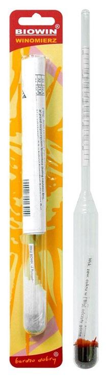 Alkoholio kiekio matuoklis Biowin
